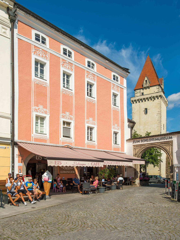 Lubinger Hauptplatz Freistadt