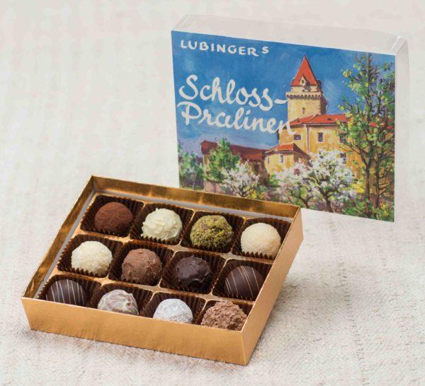 Schloss-Pralinen