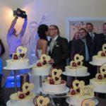 Hochzeitstorte Lubinger