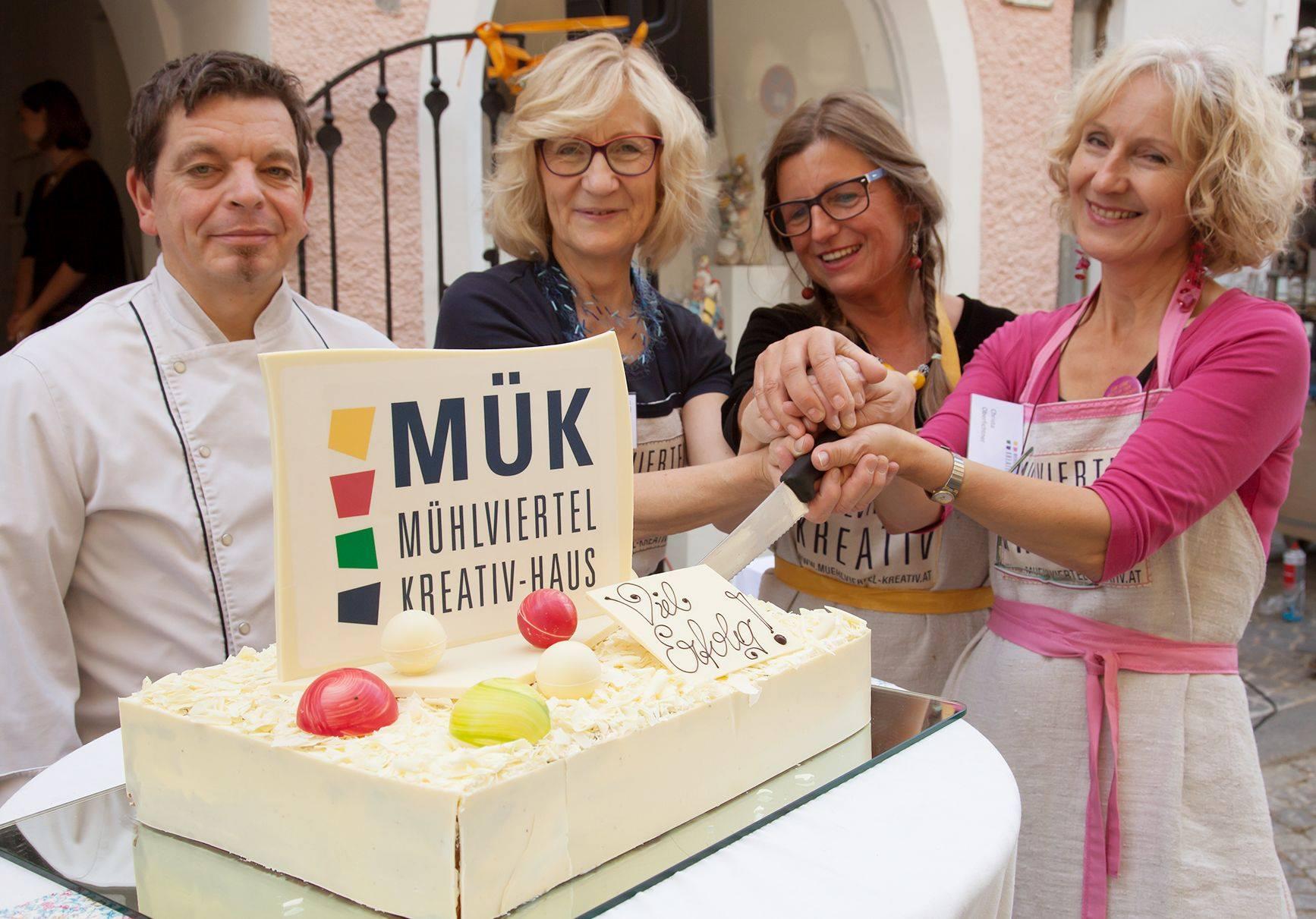 Lubinger-Torte für MüK